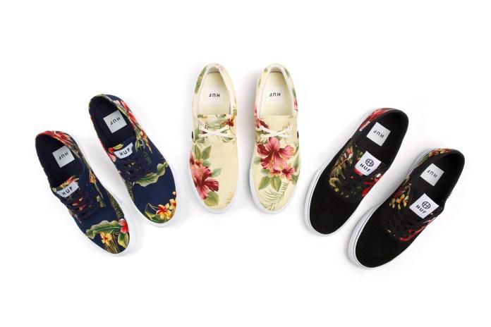 "HUF 2014 Spring/Summer ""Blossom"" Pack"
