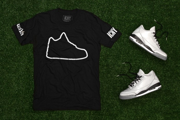 "Wish x ICNY ""5Lab3"" T-Shirt"