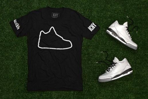 """Wish x ICNY """"5Lab3"""" T-Shirt"""