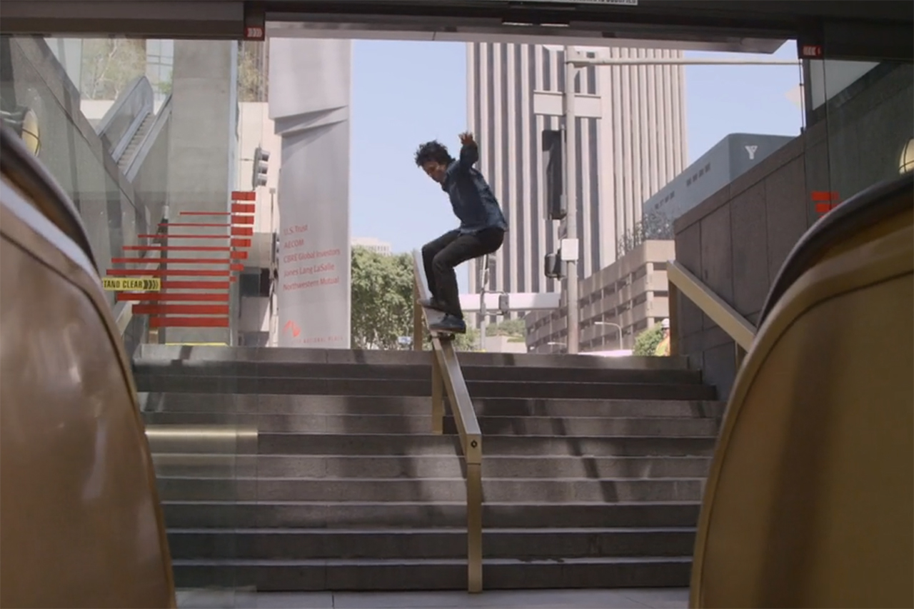 Jason Hernandez and Trevor Colden Explore LA with RED Cameras