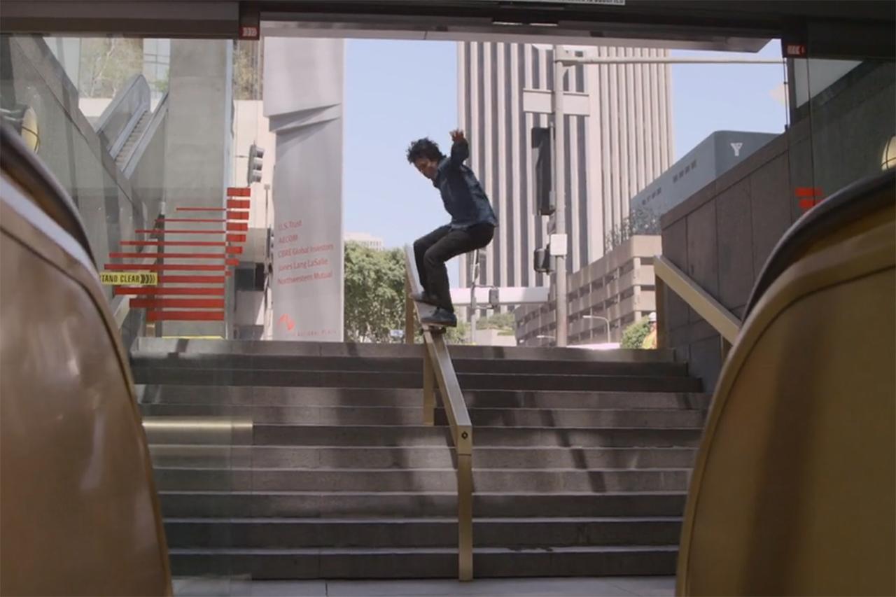 Jason Hernandez and Trevor Colden Explore LA with RED Cameras