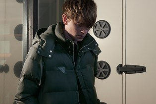 JohnUNDERCOVER 2014 Fall/Winter Lookbook