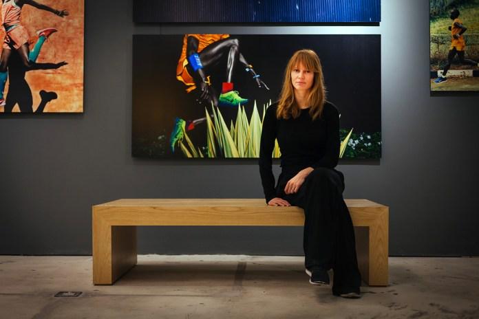 "Julia Noni ""Run The Way You Were Meant To"" Exhibition @ X158 Recap"