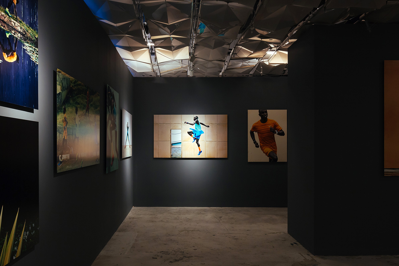 "Julia Noni ""Run The Way You Were Meant To"" Exhibition @ X158 Recap"