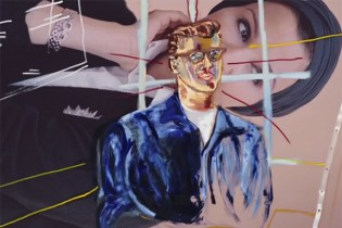 A Look At Julian Schnabel's Studio As He Opens His First U.S. Show Since the '80s