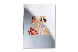 Kate Moss by Mario Testino Book