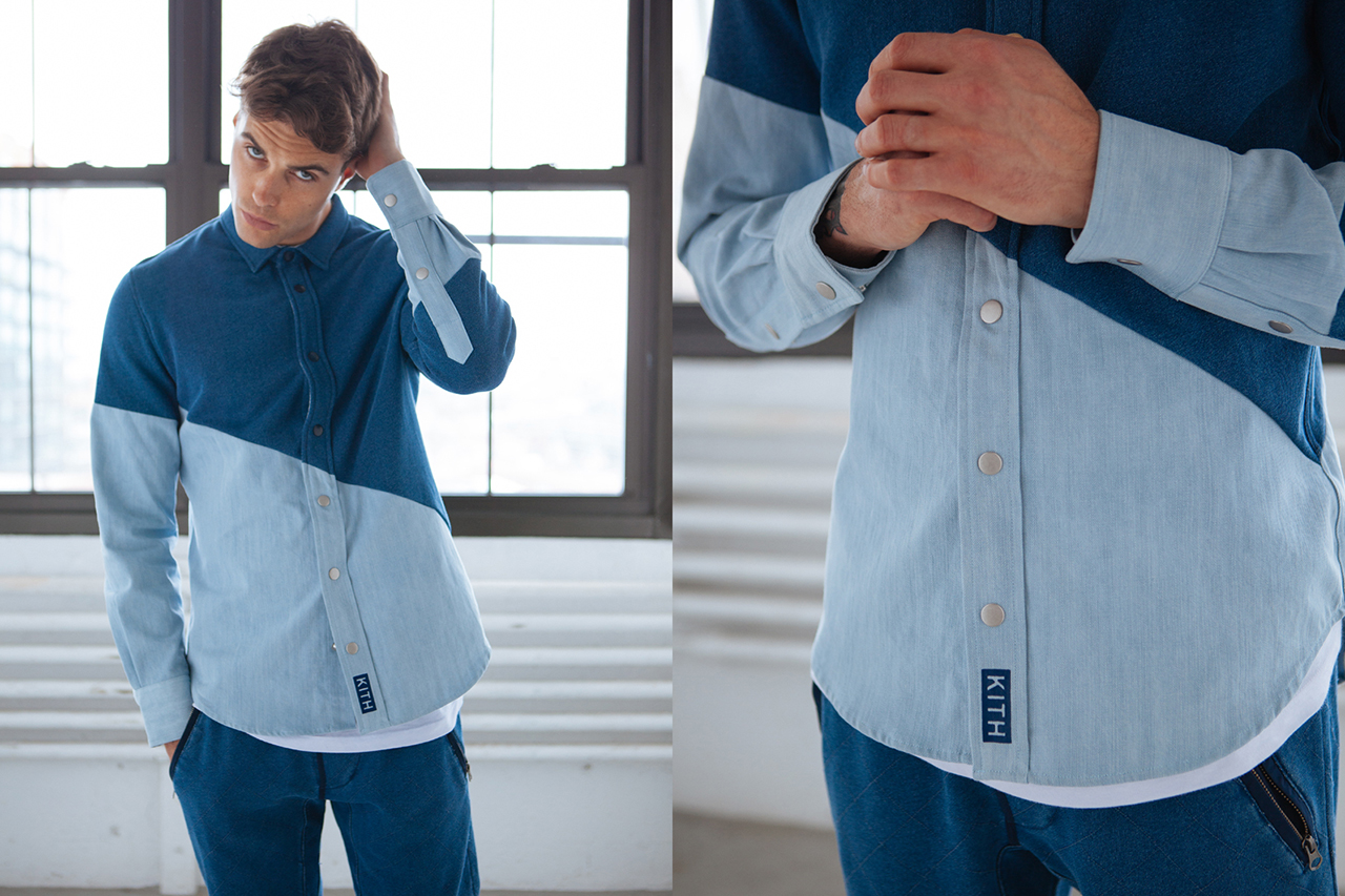 "Kith 2014 Spring ""Indigo"" Collection"