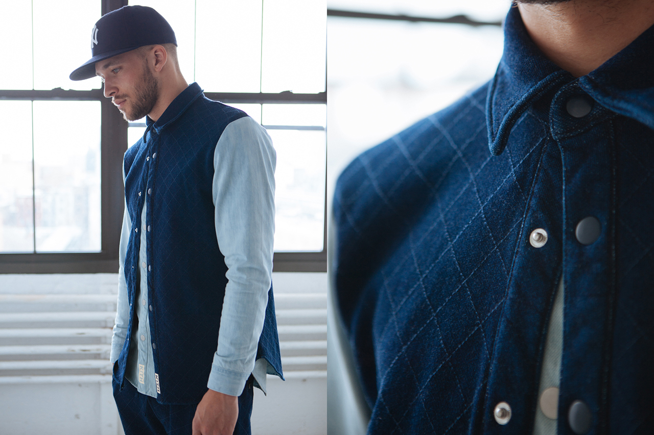 kith 2014 spring indigo collection