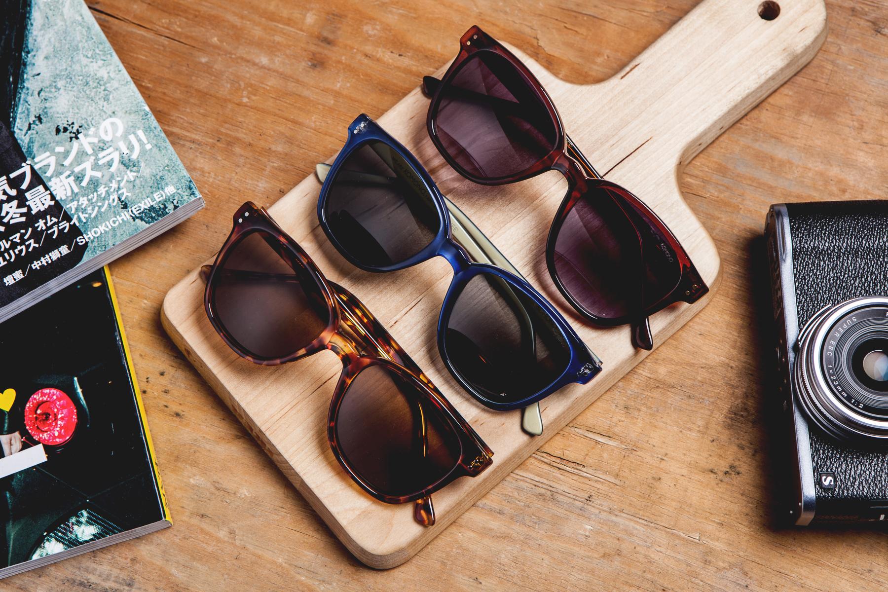KOMONO 2014 Spring/Summer Sunglasses
