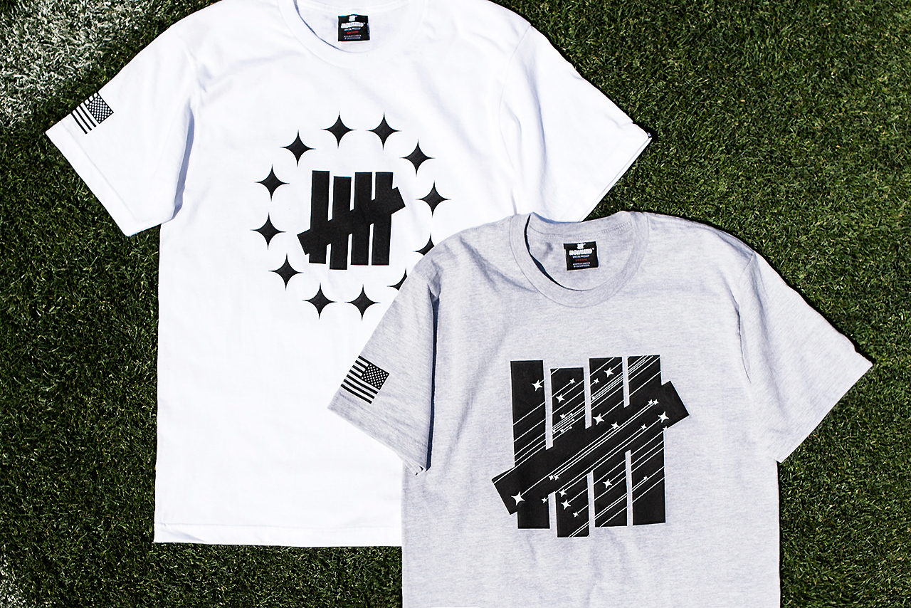 LA Galaxy x Undefeated 2014 Field Collection