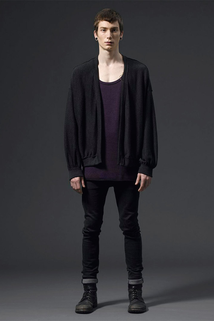 lars andersson 2014 fall winter lookbook