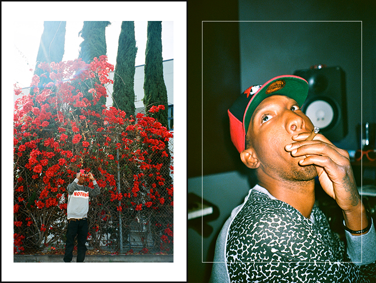 lazy oaf 2014 spring summer editorial featuring hodgy beats and left brain