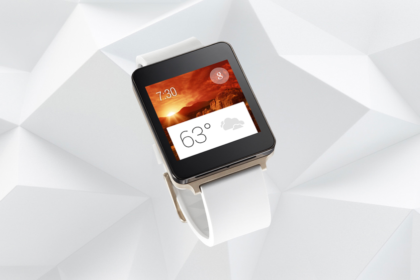LG Unveils Android Wear-Powered G Watch
