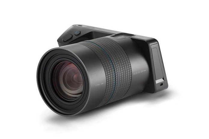Lytro Illum Light-Field Camera