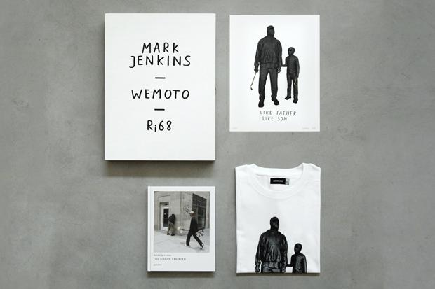 Wemoto x Mark Jenkins x Ruttkowski;68 Gallery