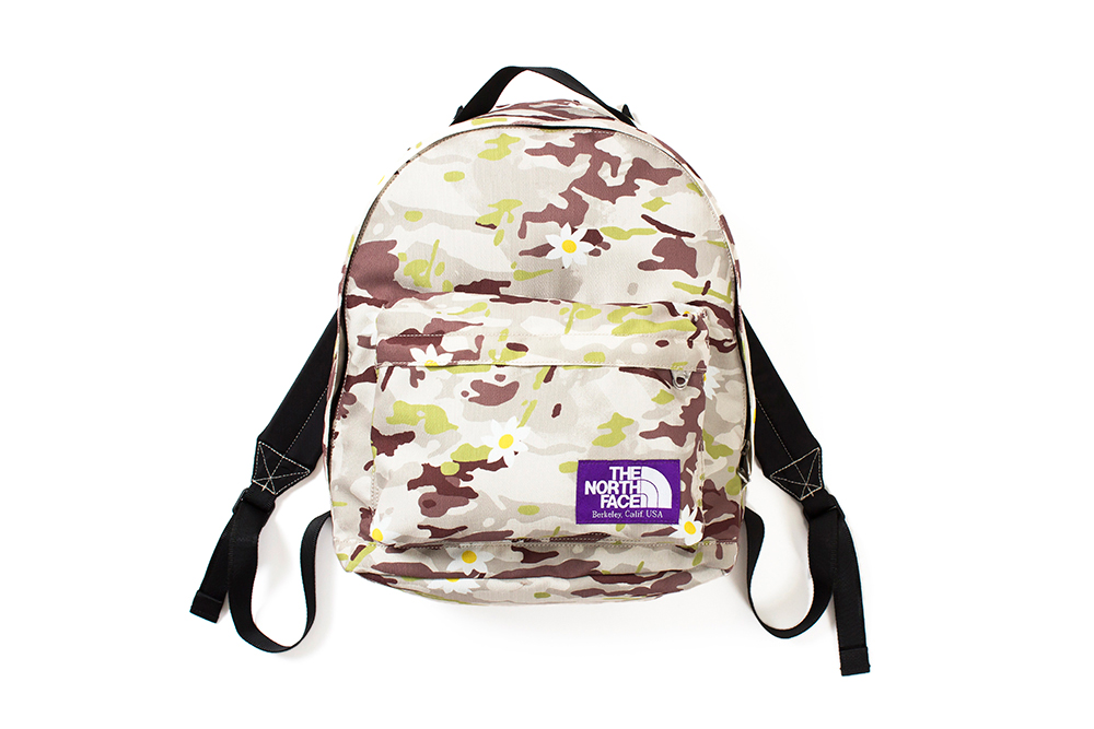 """Mark McNairy x THE NORTH FACE PURPLE LABEL 2014 Spring/Summer """"Daisy Camouflage"""" Collection"""