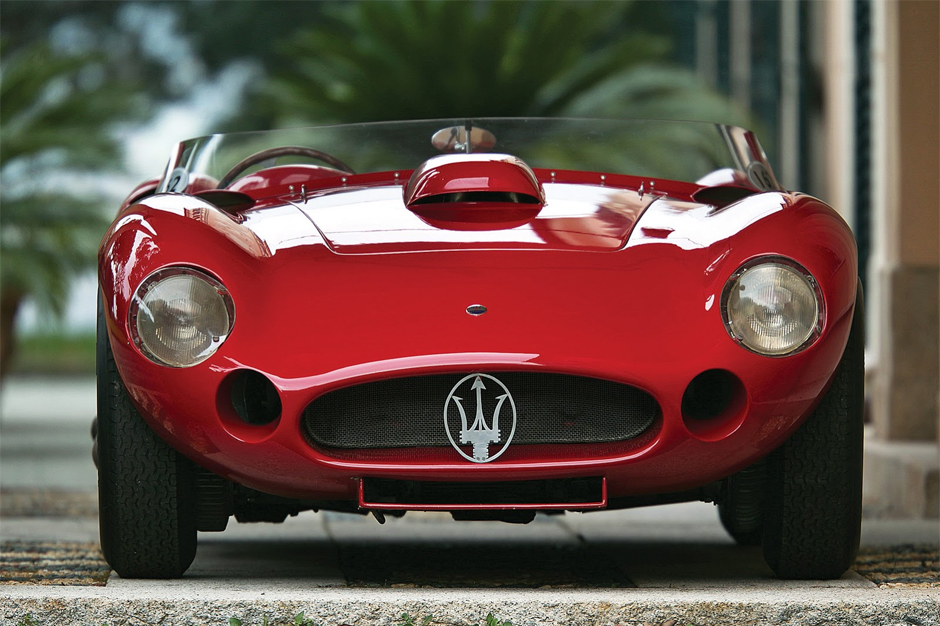 maserati 450s driven by stirling moss could sell for 7 5 million usd