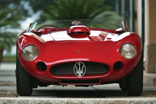 Maserati 450S Driven by Stirling Moss Could Sell for $7.5 Million USD
