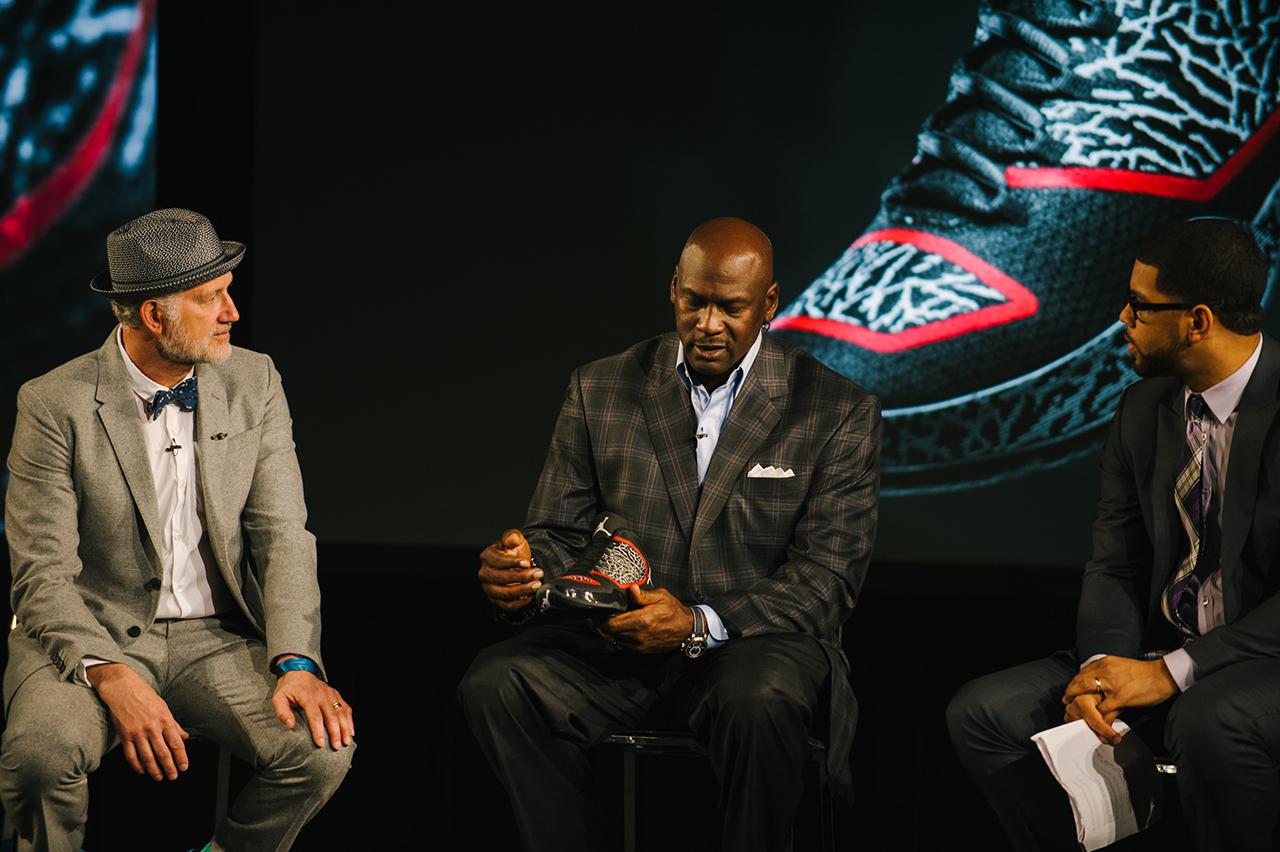 Michael Jordan on the Next Generation of the Jordan Brand