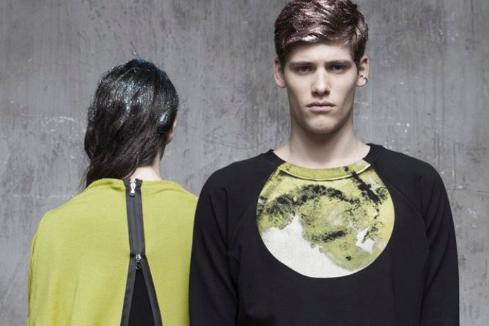 "Minimal To 2014 Fall/Winter ""Antiviral"" Collection"