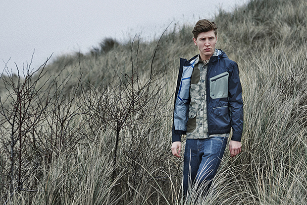 Moncler W 2014 Spring/Summer Editorial by End Clothing