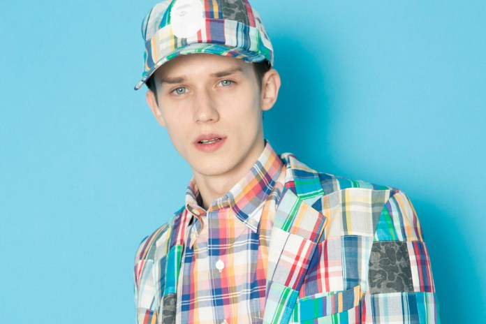 Mr.BATHING APE 2014 Spring/Summer Lookbook