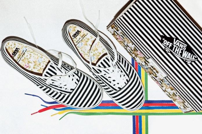 MR. GENTLEMAN x Vans Authentic Preview