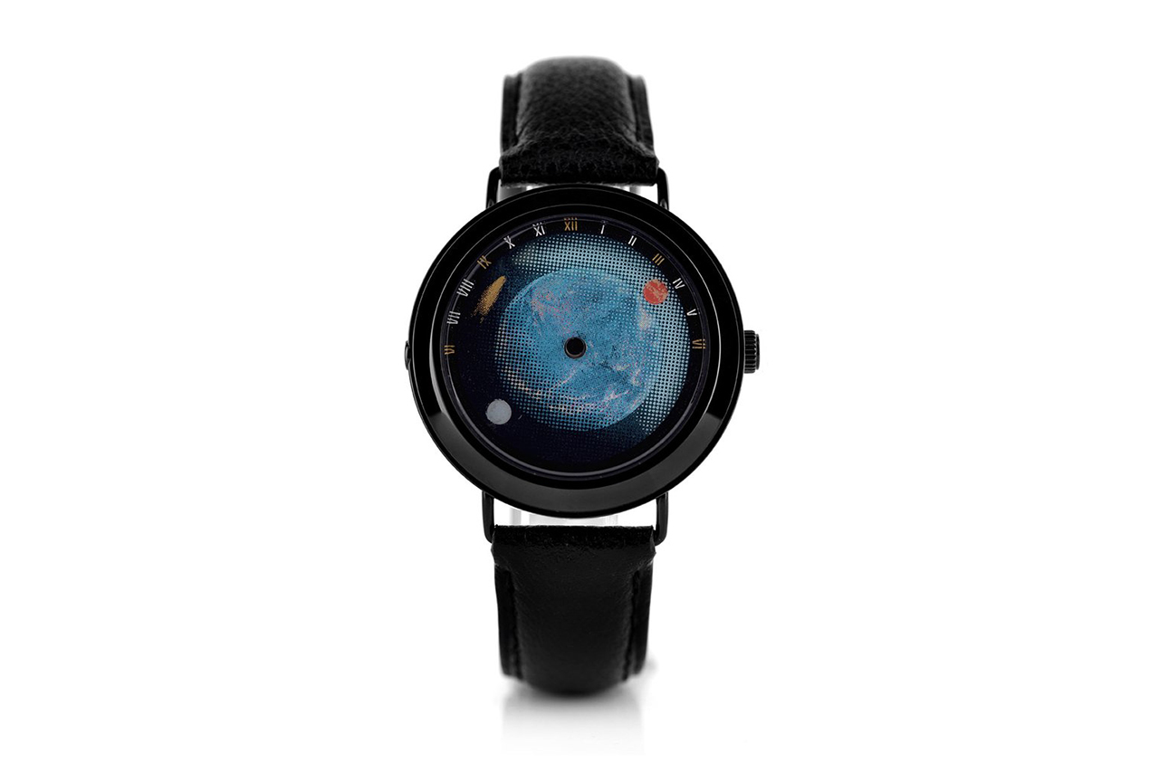 "Mr. Jones ""The Observatory"" Watch"