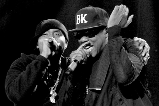 Nas Brings Out Jay Z & Diddy During His Coachella Set