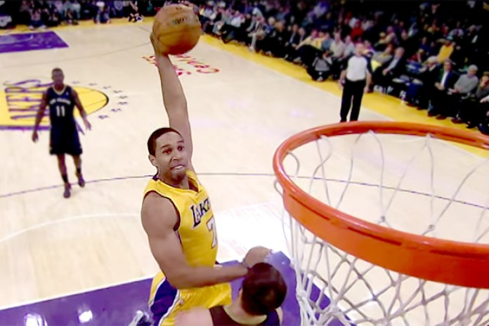 Check Out the Top 10 Dunks of the 2013-2014 NBA Season