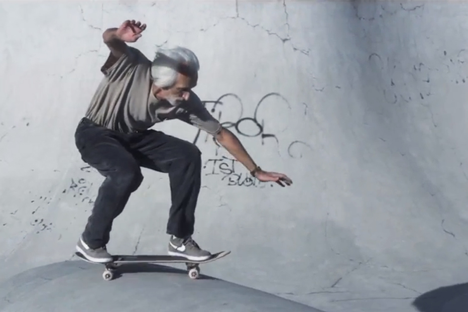"""A Short Profile of 60-Year-Old Skateboarder Neal """"The Dude"""" Unger"""