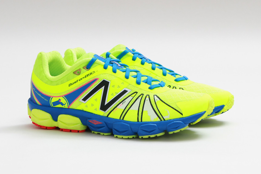 new balance 890 2014 boston marathon
