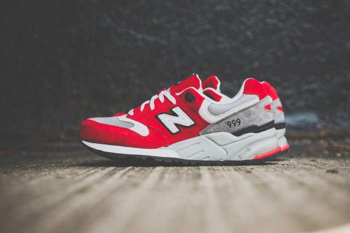 New Balance M999 Elite Edition Red/White