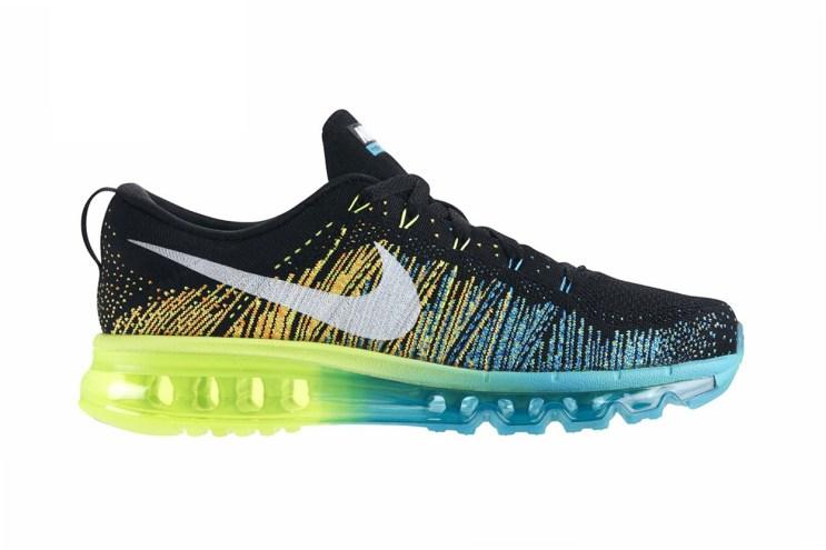 Nike 2014 Summer Flyknit Air Max