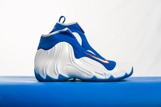 "Nike Air Flightposite ""Knicks"""