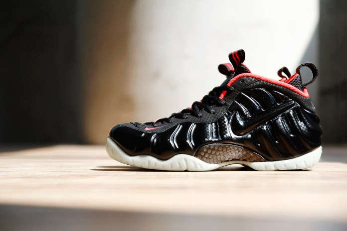 "Nike Air Foamposite Pro PRM ""Solar Red"""