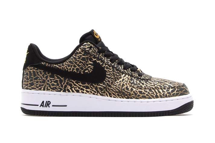 "Nike Air Force 1 Low ""Gold Elephant"""