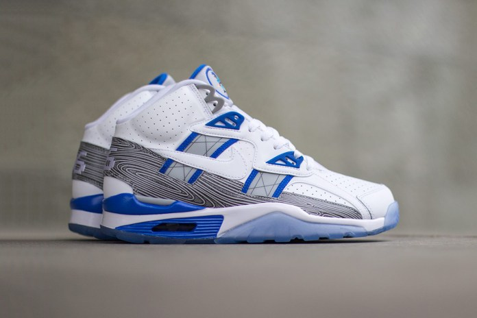 "Nike Air Trainer SC High Premium QS ""Broken Bats"""