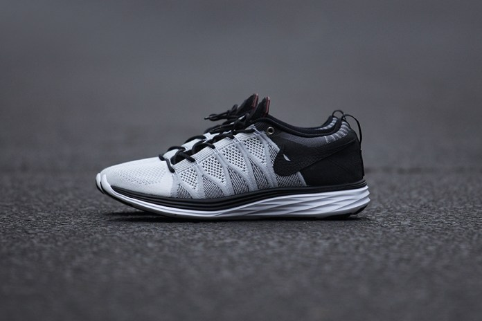 """Nike Flyknit Lunar 2 LUX """"V"""" - AFEW Charity Auction Edition"""