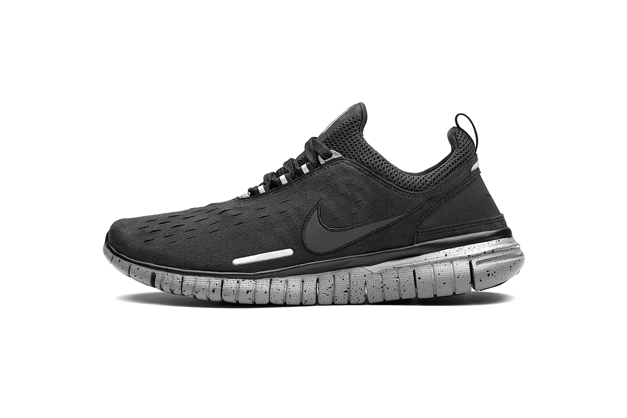 "Nike Free 10th Anniversary ""Genealogy"" Black Pack"