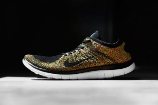"Nike Free 4.0 Flyknit ""Multi-Color"""