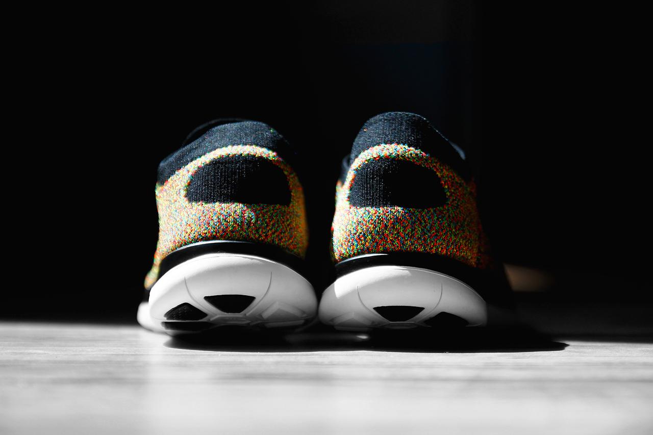 """Nike Free 4.0 Flyknit """"Multi-Color"""""""