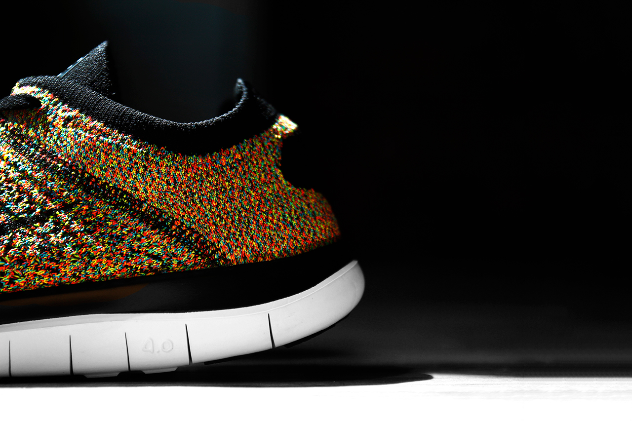 nike free 4 0 flyknit multi color hypebeast. Black Bedroom Furniture Sets. Home Design Ideas