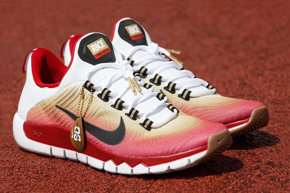 "Nike Free Trainer 5.0 NRG ""Jerry Rice"""