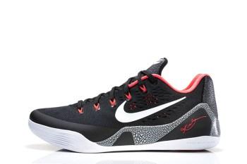 Nike Kobe 9 EM Black/White