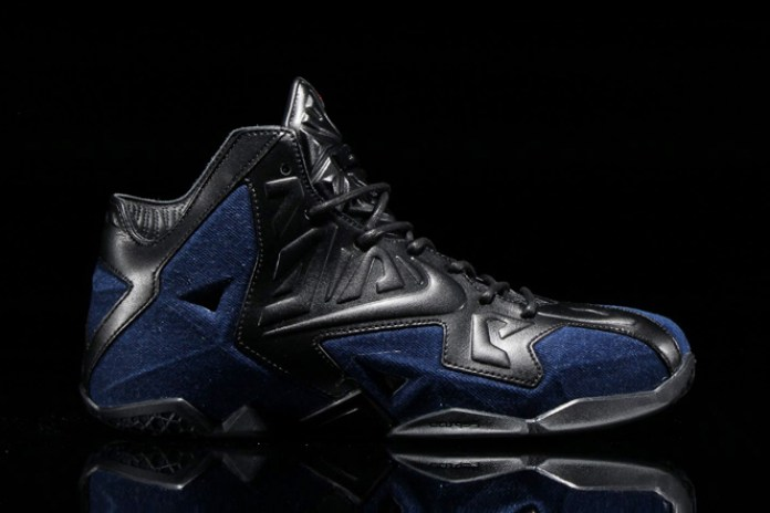 "Nike LeBron 11 EXT ""Denim"""