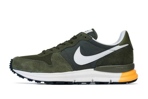 Nike Lunar Internationalist Cargo Khaki/Medium Olive