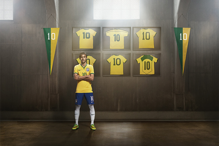 """Nike """"Risk Everything"""" 2014 World Cup Campaign by Wieden+Kennedy"""