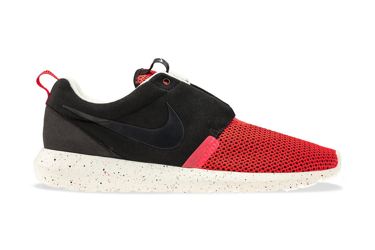 Nike Roshe Run Natural Motion Breeze Black Pine/Sail-Iron Ore