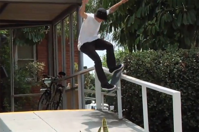 """Nike SB Australia Presents """"Two Up"""" featuring Alex Campbell & Nick Boserio"""